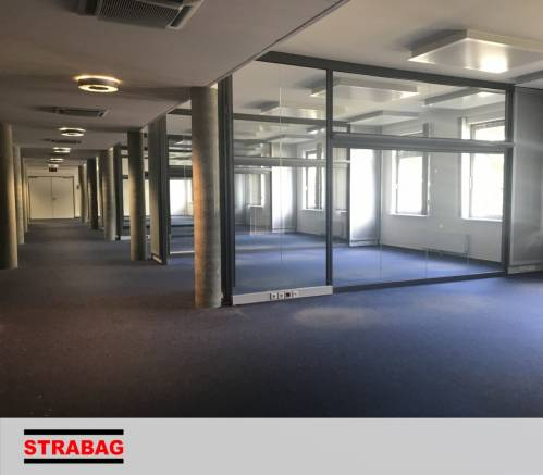Büro, Praxis oder Callcenter – großzügige Mietflächen, Wyker Straße 11-17, Rendsburg