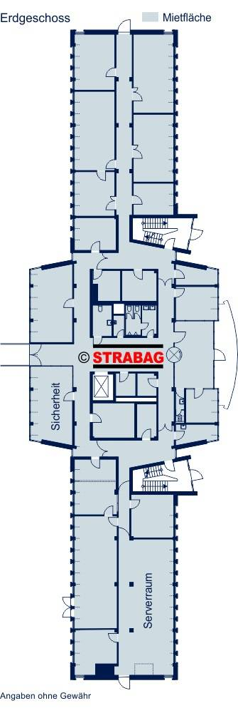 Variable Büroflächen - verkehrsgünstig, Bunsenstraße 29, Kiel