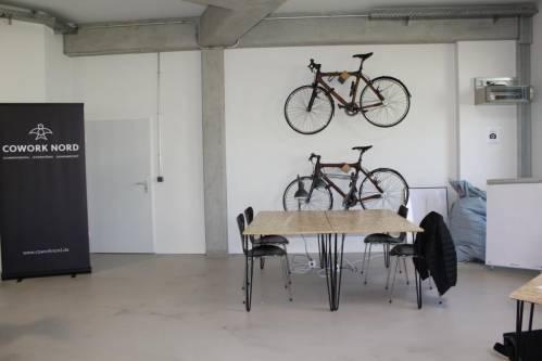 Schwentinental: Einen Arbeitsplatz im Cowork Space
