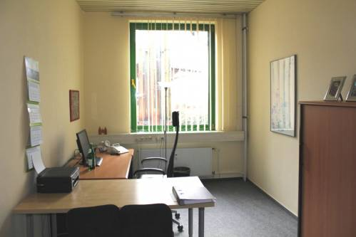 Schwentinental: Kleines, kompaktes Büro